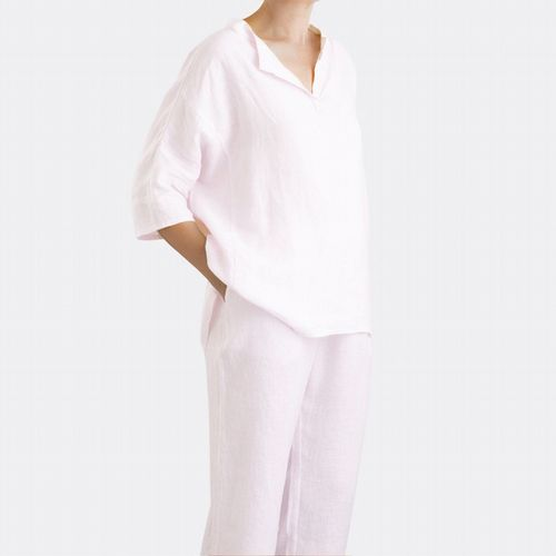 Linen Sleepwear - Pyjamas - 2 Colours Available